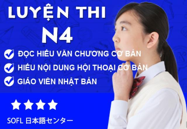 Khai giảng lớp luyện thi tiếng Nhật n4 tại Hà Nội