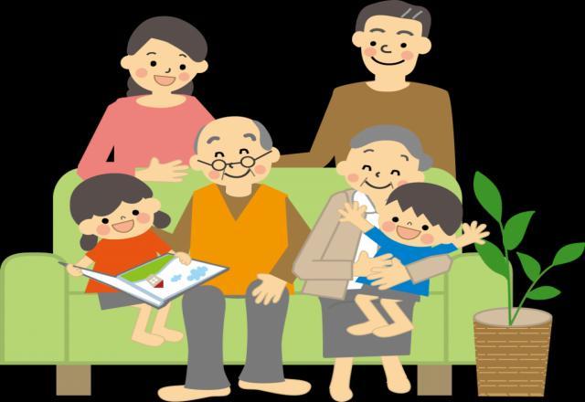Học từ vựng tiếng nhật theo chủ đề về gia đình