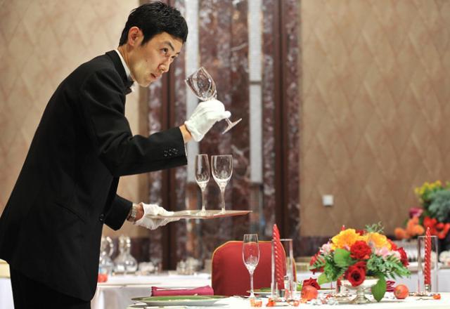 Học tiếng Nhật giao tiếp trong nhà hàng