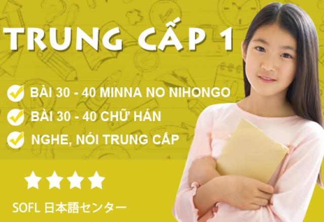 Khai giảng lớp học tiếng Nhật trung cấp 1 tháng 11/2016