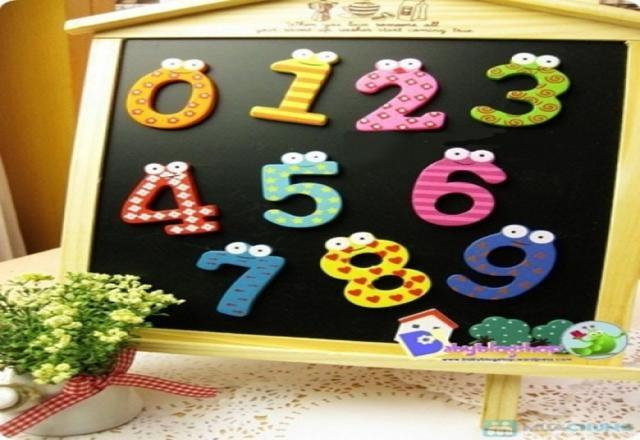 Học đếm tiếng Nhật từ 1 đến 10