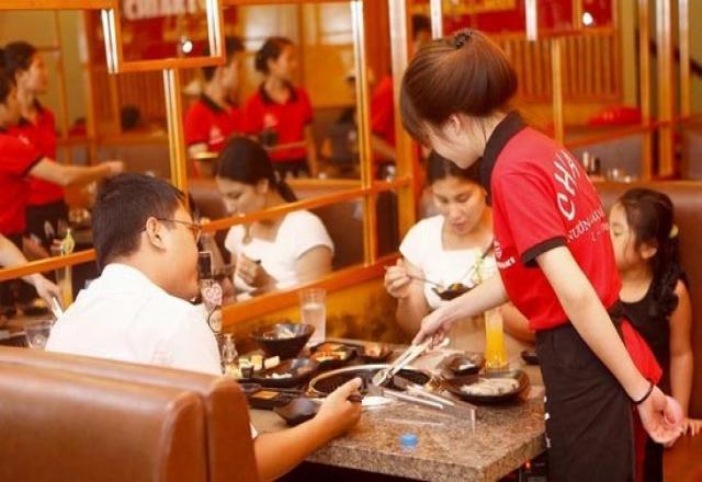 Tiếng Nhật dùng trong nhà hàng