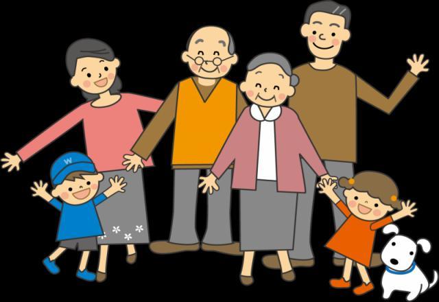 Từ vựng tiếng Nhật thông dụng về chủ đề gia đình tại Nhật Bản
