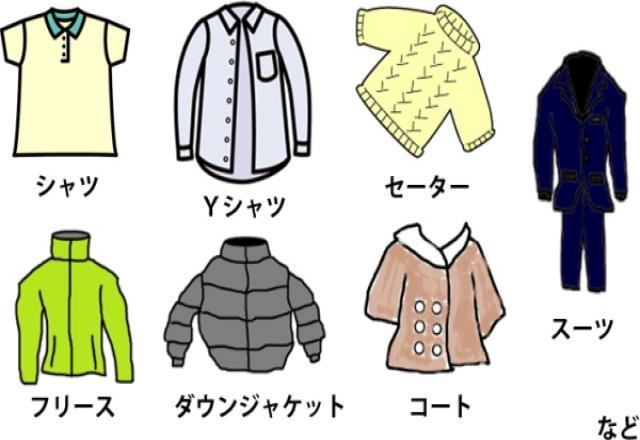 Tổng hợp một số từ vựng tiếng Nhật chuyên ngành may mặc