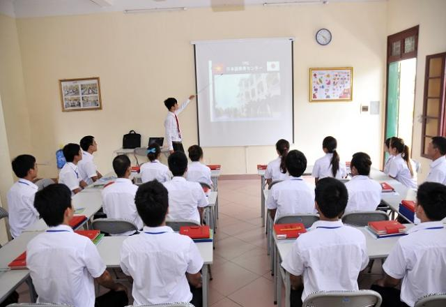 Trung tâm dạy tiếng Nhật cho doanh nghiệp tại Hà Nội