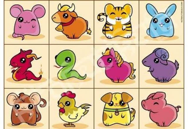 Học tiếng Nhật với chủ đề 12 con giáp
