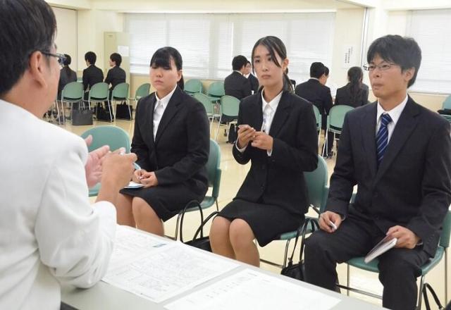 Một số câu hỏi phỏng vấn xin việc tại Công ty, Doanh nghiệp Nhật