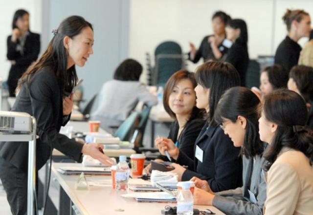 Từ vựng tiếng Nhật trong công ty về các chức danh