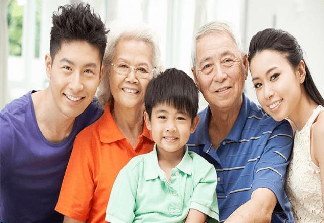 Giao tiếp tiếng Nhật chủ đề: mối quan hệ gia đình, họ hàng