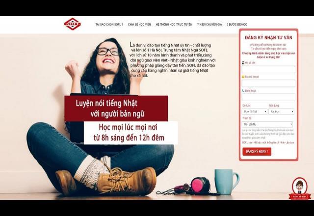 Khám phá khóa học tiếng Nhật online tại SOFL