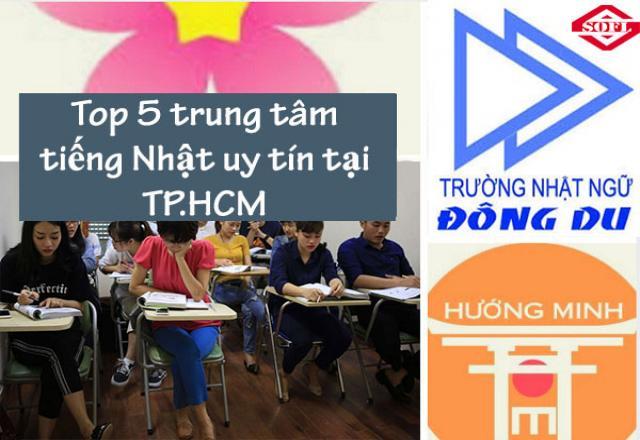 [Top 5] địa chỉ học tiếng Nhật uy tín tại TP.HCM