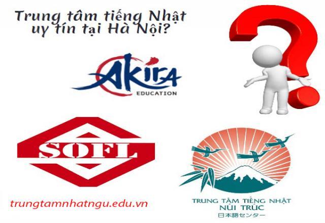 Top 5 trung tâm tiếng Nhật Hà Nội chất lượng nhất