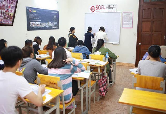 Khóa luyện thi JLPT N5 tại Hà Nội