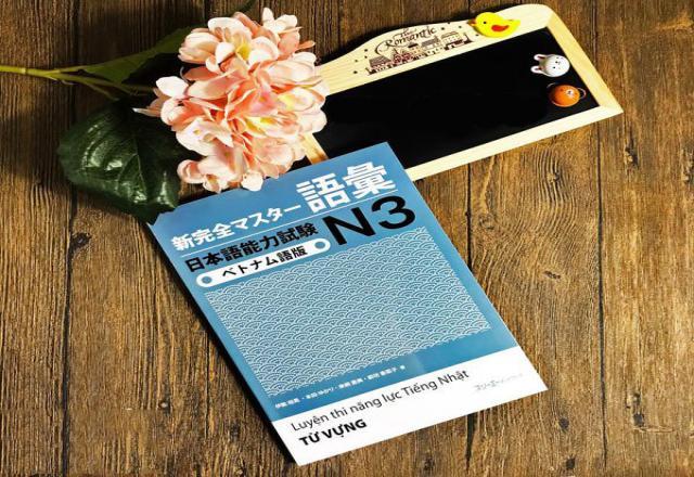 Tài liệu luyện thi tiếng Nhật N3 hiệu quả nhất