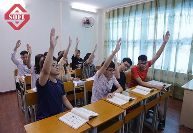 Khóa học luyện thi tiếng Nhật N4 tại trung tâm Nhật ngữ SOFL TP.HCM