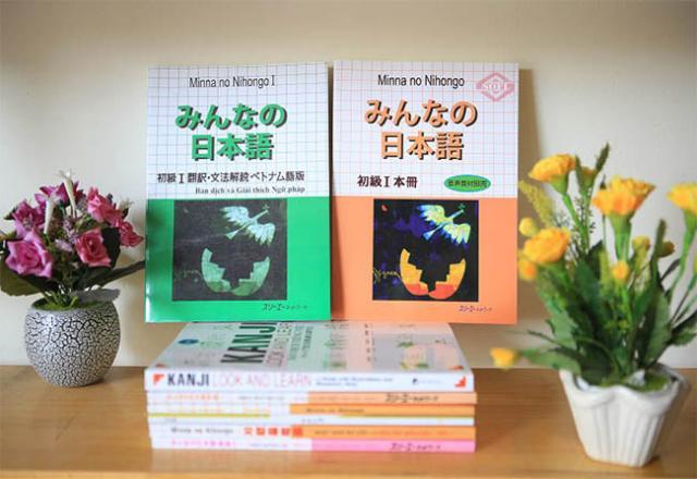 Giáo trình học tiếng Nhật N5 cơ bản