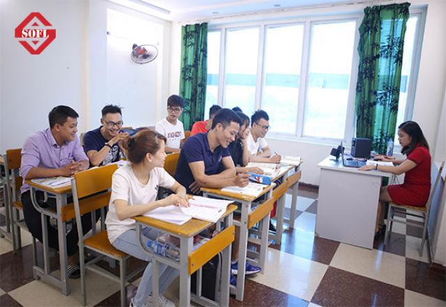 Khóa học tiếng Nhật cao cấp N2 tại SOFL
