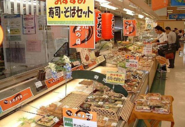 Siêu thị tiếng Nhật là gì?