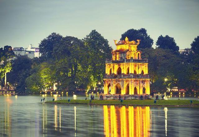 Từ vựng tiếng Nhật chuyên đề các địa danh nổi tiếng tại Hà Nội